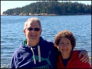 Tony and Cathy Webb